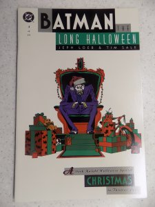 BATMAN THE LONG HALLOWEEN # 3