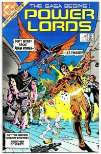 Power Lords #1 (DC, 1983) VF