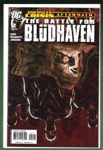Infinite Crisis Aftermath: The Battle for Blüdhaven #2 (2006)