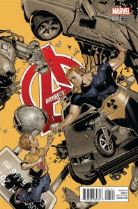 Avengers (5th Series) #34.1A VF/NM; Marvel | save on shipping - details inside