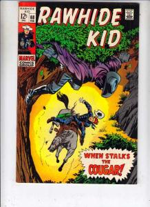 Rawhide Kid #68 (Feb-69) VF+ High-Grade Rawhide Kid