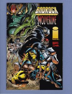 Badrock Wolverine #1 NM-