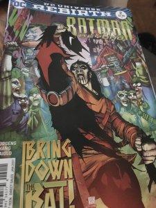 DC Rebirth Batman Beyond #2 Mint