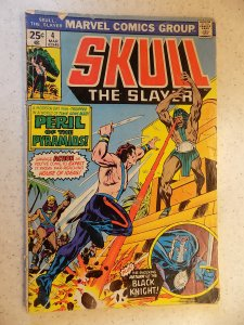 SKULL THE SLAYER # 4
