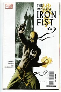 IMMORTAL IRON FIST #1 2007 comic book-First issue