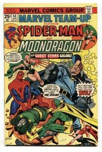 Marvel Team-up #44 Spider-Man - Moondragon VF/NM