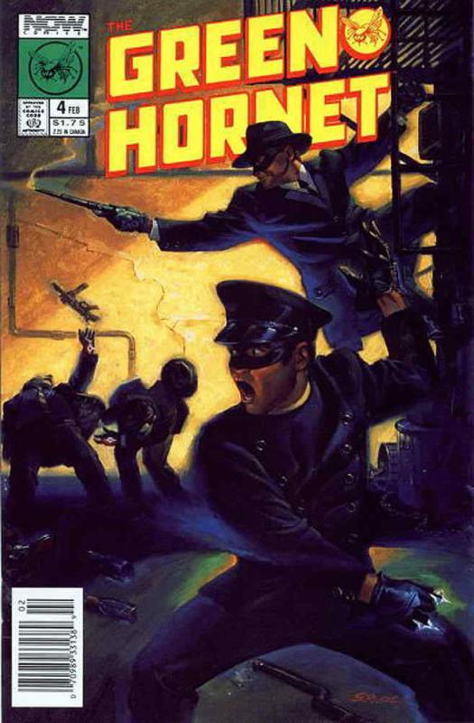 Green Hornet, The (Vol. 1) #4 VF; Now | save on shipping - details inside