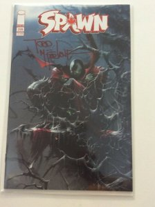 Spawn #299 Signed by Todd McFarlane Fan Expo Canada Variant RARE
