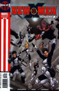New X-Men (2nd Series) #16A VF/NM; Marvel   save on shipping - details inside