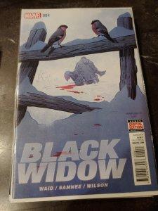 Black Widow #4 (2016)