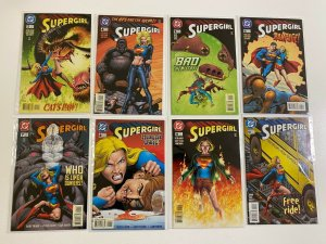 Supergirl lot #2-50 DC 3rd Series 44 different books 8.0 VF (1996 to 2000)