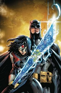 BATMAN AND THE OUTSIDERS ANNUAL (2019 DC) #1 PRESALE-10/30