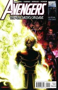 Avengers: The Children's Crusade #5 VG; Marvel | low grade comic - save on shipp