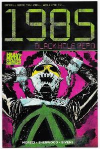 1985 Black Hole Repo #1 Cvr A (Heavy Metal, 2017) VF/NM