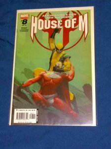 HOUSE OF M (2005 Series)  #8 NM condition