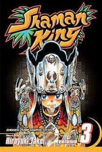 Shaman King #3 FN; Viz | save on shipping - details inside