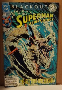 Action Comics #671 (1991)