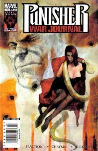 Punisher War Journal (2007 series) #16, NM (Stock photo)