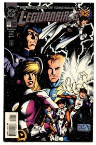 Legionnaires #0-1994-First appearance of XS JENNI-DC