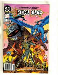 12 DC Comics Dragonlance 1 (2) 2 3 6 (2) 7 8 10 12 13 Captain Carrot # 5 WS14