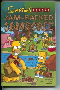 Simpsons Comics: Jam-Packed Jamboree-Ian Boothby-TPB-trade