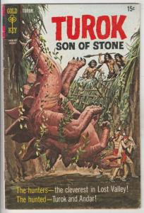 Turok Son of Stone #68 (Jan-70) FN Mid-Grade Turok, Andar