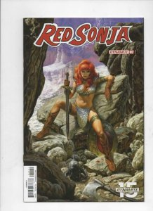 RED SONJA #2, VF/NM, She-Devil, Vol 5, Jusko, 2019, more RS in store