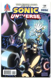 SONIC UNIVERSE #26 2011- Archie Comics- Sega  VF-