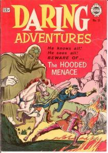 DARING ADVENTURES (1963-1964 SUPER) 15 G+ COMICS BOOK