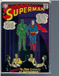Superman #186 (1966)