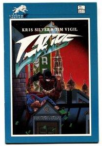 Grips #1-Timi Vigil comic book-First issue-1986