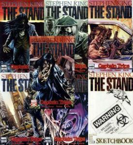STAND, THE CAPTAIN TRIPS (2008) 1-5,1A,0  Stephen King