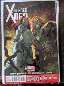 All-New X-Men #9 (2013)
