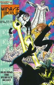 Second Life of Doctor Mirage, The #16 VF/NM; Valiant | save on shipping - detail