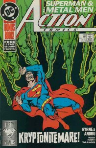 Action Comics #599 VF/NM; DC | save on shipping - details inside
