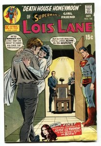 SUPERMAN'S GIRLFRIEND LOIS LANE #105 comic book-1st appearance of Thorn