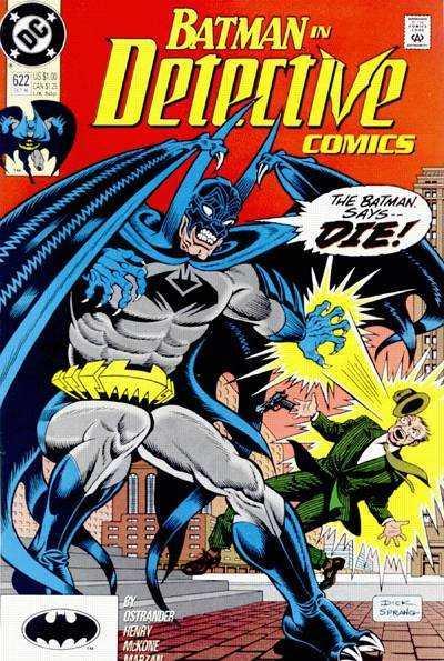 Detective Comics (1937 series) #622, NM- (Stock photo)