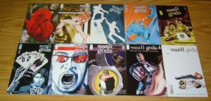 Small Gods #1-12 VF/NM complete series + special  society forces precogs to work