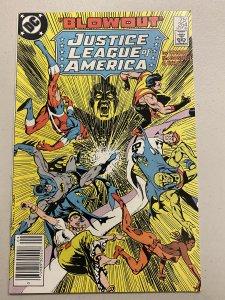 Justice League of America #254 (1986)
