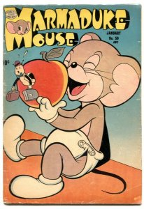 Marmaduke Mouse #50 1955- Golden Age Funny Animals VG+