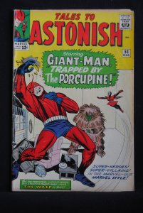 Tales to Astonish #53, Kirby Cover