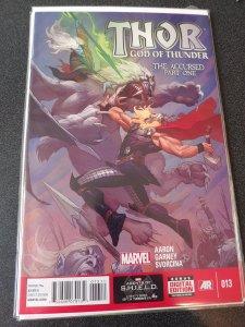 Thor God of Thunder #13 (2013) NM Marvel Comics 1st Print