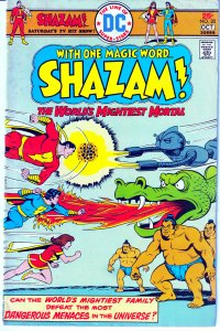 SHAZAM(VOL. 1) # 20 3-IN - 1 !
