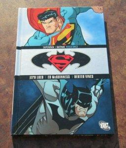 Superman Batman Vengeance Hardcover Book NM 1st Print DC Comic Books 1st Print