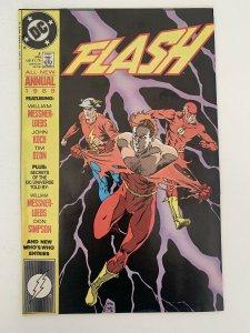 Flash Annual No. 3 1988 DC Comics Comic Book VF