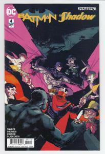 BATMAN THE SHADOW (2017 DC) #4 NM- A66430