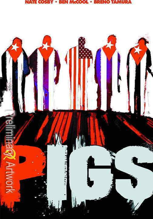 Pigs TPB #1 VF/NM; Image | save on shipping - details inside