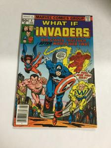What If? 4 Vf Very Fine 8.0 Marvel