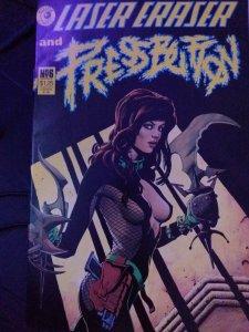 Laser Eraser and Pressbutton #6 (1986)