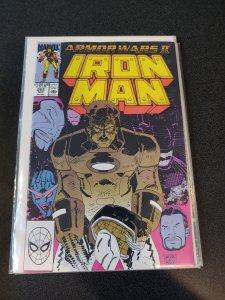 Iron Man #262 (1990)